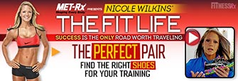 Nicole Wilkins The Fit Life