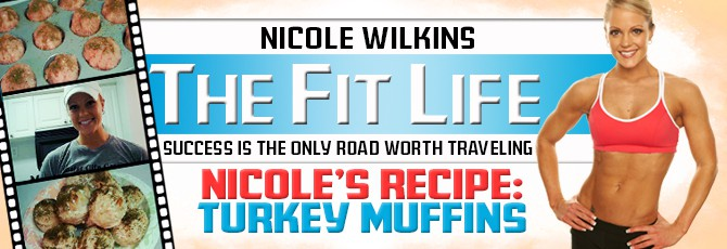 Nicole's Recipe: Turkey Muffins