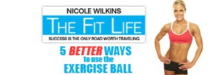 Episode 5: 5 Better Ways to use the Exercise Balls