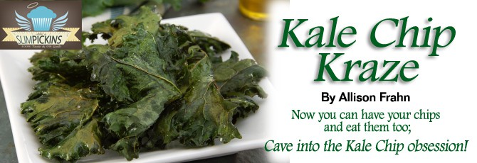 Alli's Basic Kale Chips