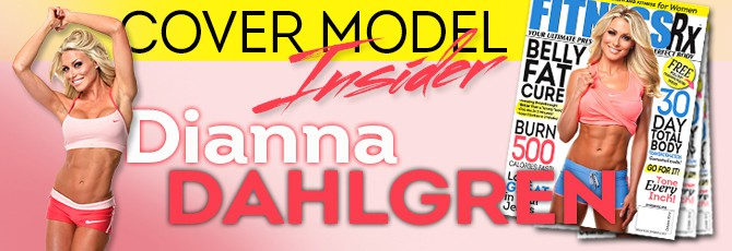 Cover Model Insider with Dianna Dahlgren