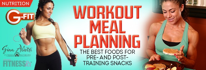 Workout Meal Planning