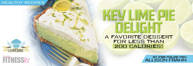 Key Lime Pie DeLight