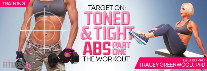 Toned & Tight Abs – Part One