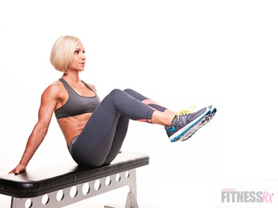 Toned & Tight Abs - Part One