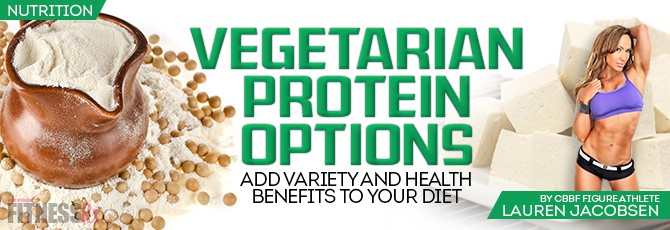 Vegetarian Protein Options