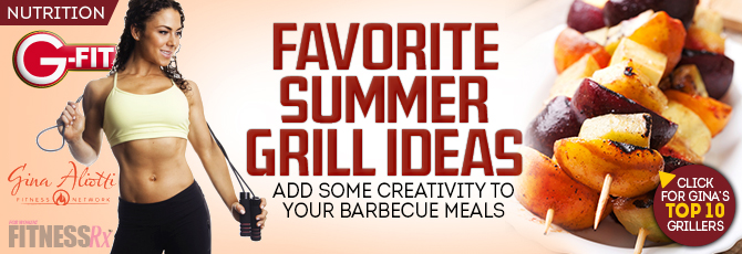 Healthy Summer Grill Ideas