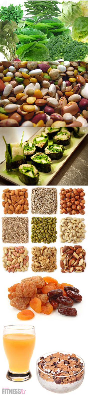 Vegan Calcium Sources