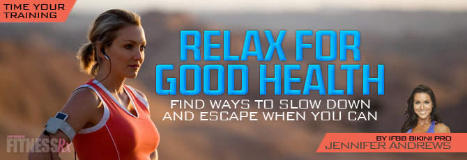 Relax For Good Health