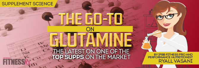 The Go-To on Glutamine
