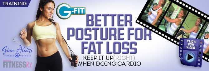 Posture-Up for Fat Loss