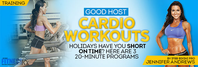 Good Host Cardio Workout