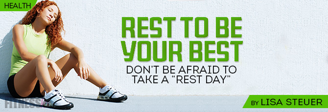 Rest to Be Your Best