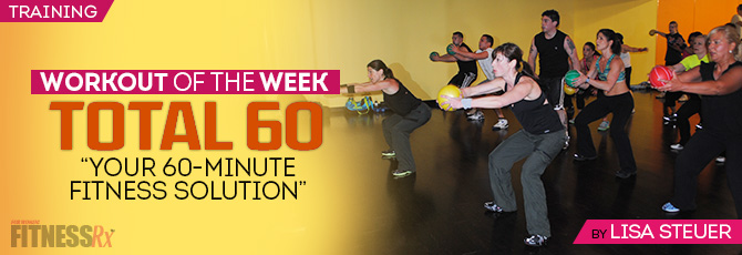 Workout of the Week: Total 60