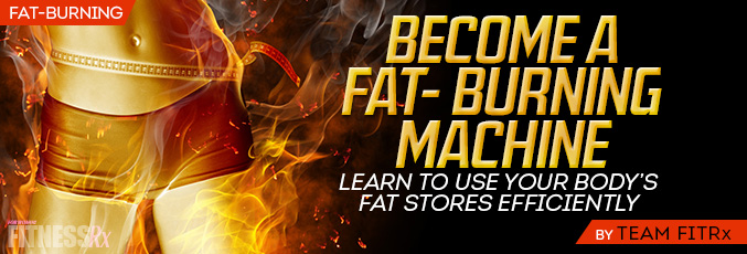 how to become a burning machine