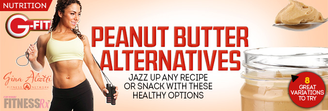 Peanut and Almond Butter Alternatives
