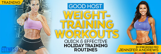 Good Host Weight-Training Workouts