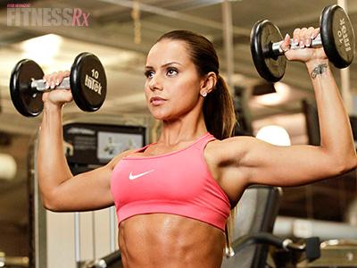 Shoulder Shapers | FitnessRX for Women