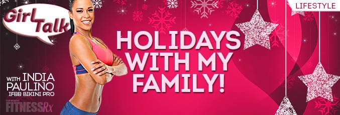 Holidays with My Family!