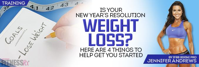 Is Your New Years Resolution Weight Loss?