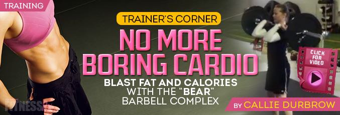 No More Boring Cardio