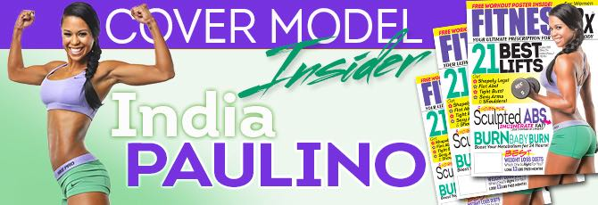 Meet April Cover Model India Paulino!