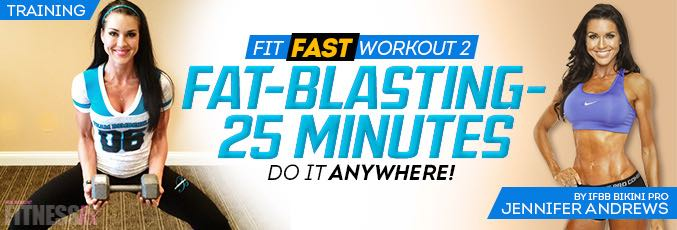 Fit Fast Workout 2