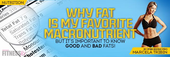Fat, Good and Bad