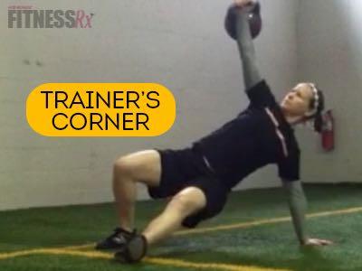 Turkish Get Ups - Serious Core Training