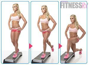 Sexy Summer Legs - Dianna Dahlgren's Leg and Butt Workout - PRINCESS LUNGES