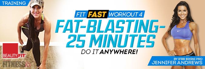 Fit Fast Workout 4