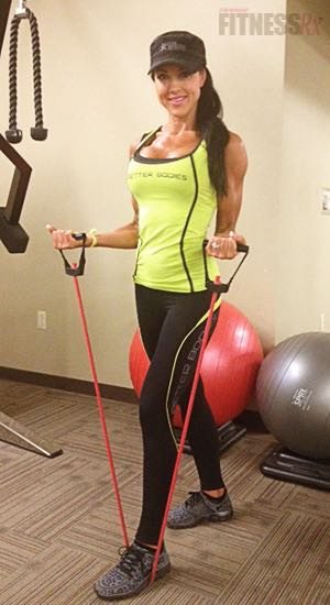 Fit Fast Workout 6 - Fat Blasting, 25-minutes, Do It Anywhere!