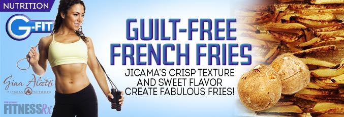 Guilt-free French Fries