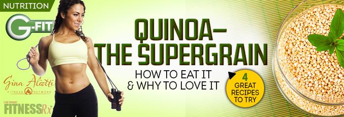 Quinoa – The Super Grain