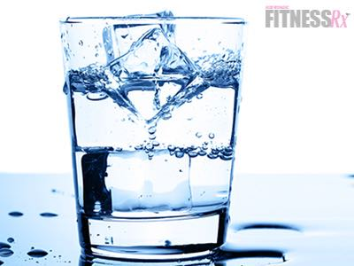 Ice Water Helps Burn Calories