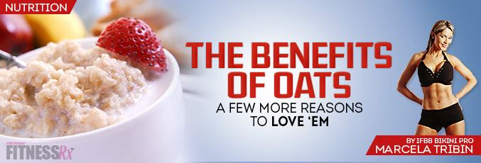 Benefits of Oats