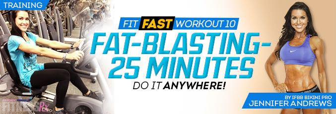 Fit Fast Workout 10