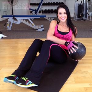 Fit Fast Workout 7 - Fat Blasting, 25-minutes, Do It Anywhere!