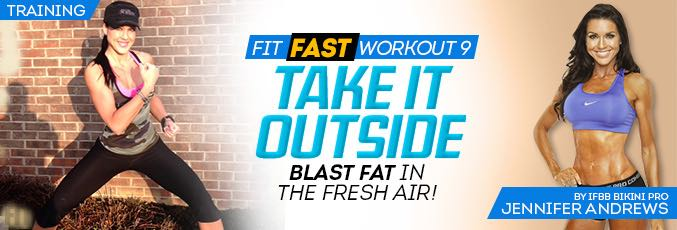 Fit Fast Outdoor Workout