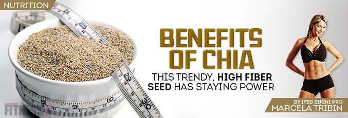 Benefits of Chia
