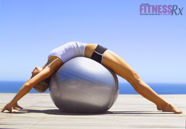 Swiss Ball Ab-Busters!