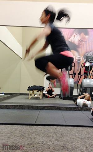 Kick Up Your Cardio - Blast calories with Tabata plyometric intervals