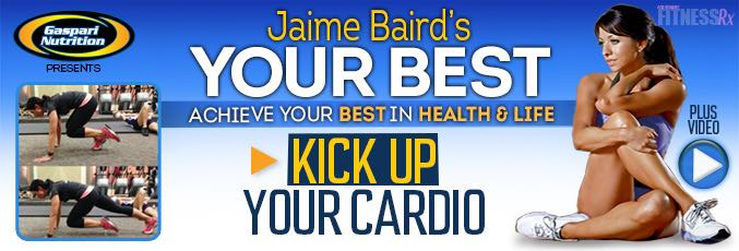 Kick Up Your Cardio