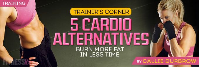 5 Cardio Alternatives