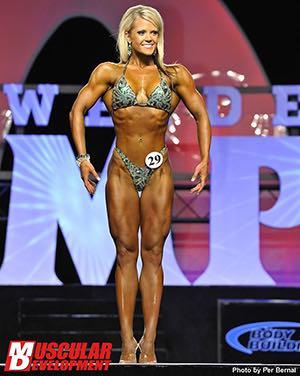 Athlete Spotlight…2x Figure Olympia Champion Nicole Wilkins