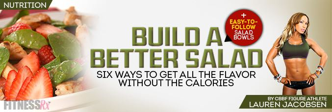 Build a Better Salad
