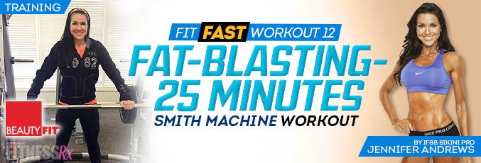 Fit Fast Workout 12
