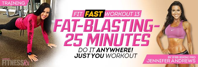 Fit Fast Workout 13