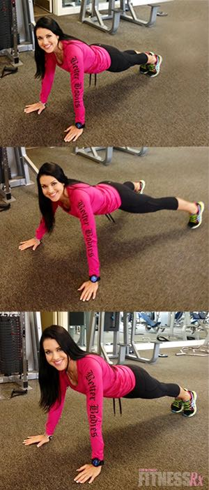 Fit Fast Workout 13 - Fat Blasting, 25-minutes, Do It Anywhere!