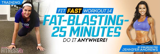 Fit Fast Workout 14